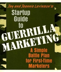 Guerilla Marketing book cover