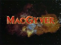 MacGyver television logo