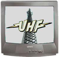 UHF logo