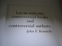 J.F.K. library quote