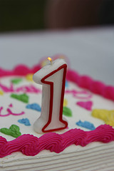 Number One Birthday