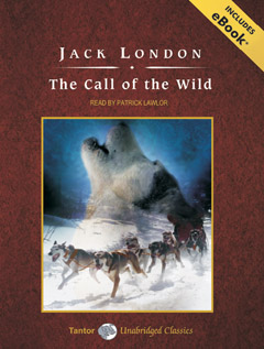 The Call of the Wild cover, with eBook