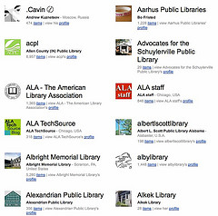 flickr friends screenshot