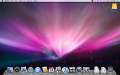 default Mac desktop
