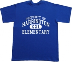 harrington elementary t-shirt