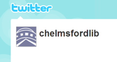 chelmsfordlib on Twitter