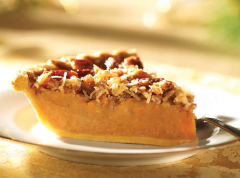 sweet potato crunch pie