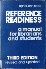 Ready Reference cover