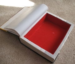 hollowed book
