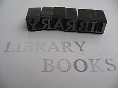 Library print blocks