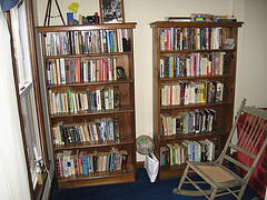 My Book Shelves - Fiction