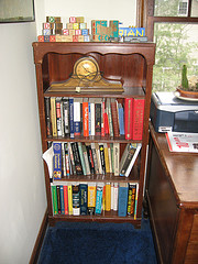 My Book Shelves - Reference