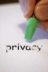 Erasing Privacy