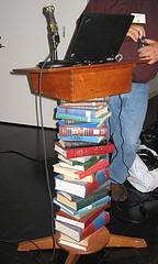Book Podium