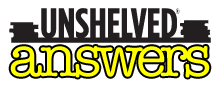 Unshelved Answers logo