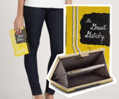 Kate Spade Book-of-the-Month-Club Clutch