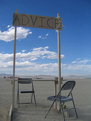 Advice Desk