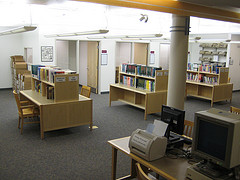 What the former reference area looks like now