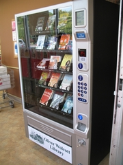 Library Vending Machine