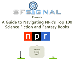 SF Signal presents A Guide to Navigating NPR&#039;s Top 100 Science Fiction and Fantasy Books