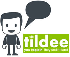Tildee.com: You Explain. They Understand.
