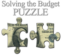 Solving the budget puzzle