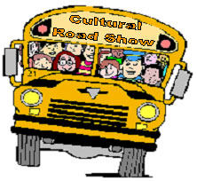 Cultural Road Show logo