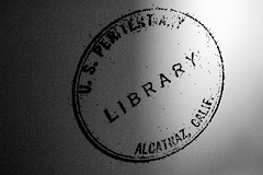 Alcatraz Prison Library Postmark