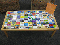 Tommy&#039;s Library Card Table