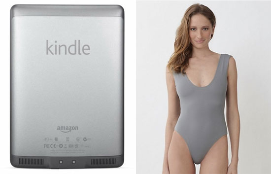 Kindle bathing suit