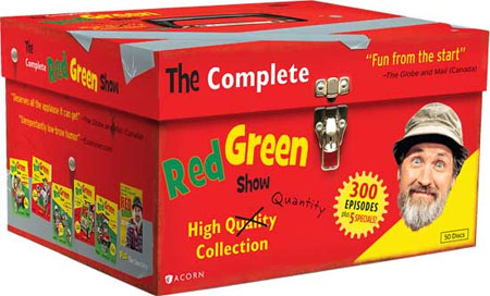 The Red Green Show box set