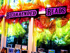Recommended Reads sign