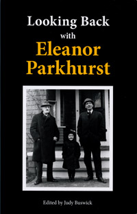 Looking Back with Eleanor Parkhurst cover